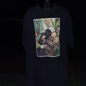 Vintage Biggie Smalls Rap T shirt size 3XL